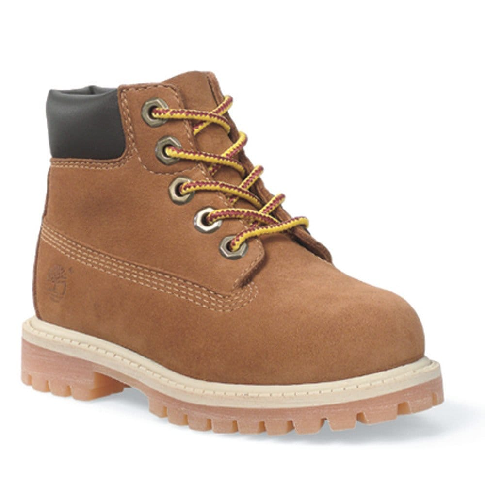 timberland youth boys premium 6 quot waterproof boots 14749