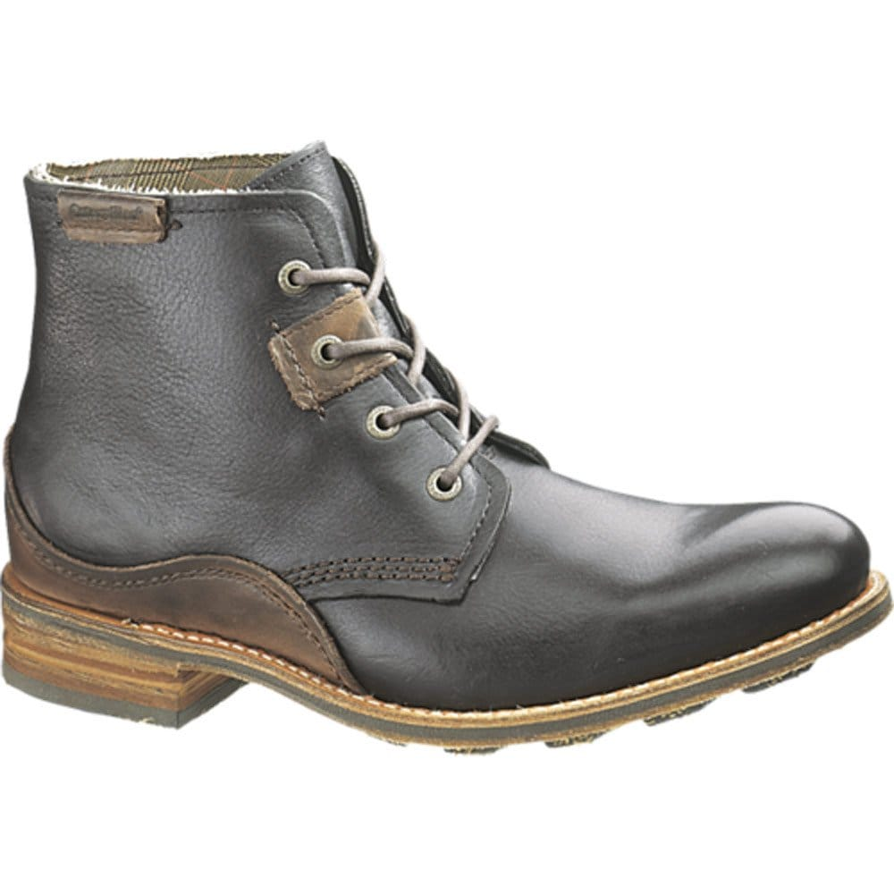 cat warren mens leather lace up boots p711799 cat from