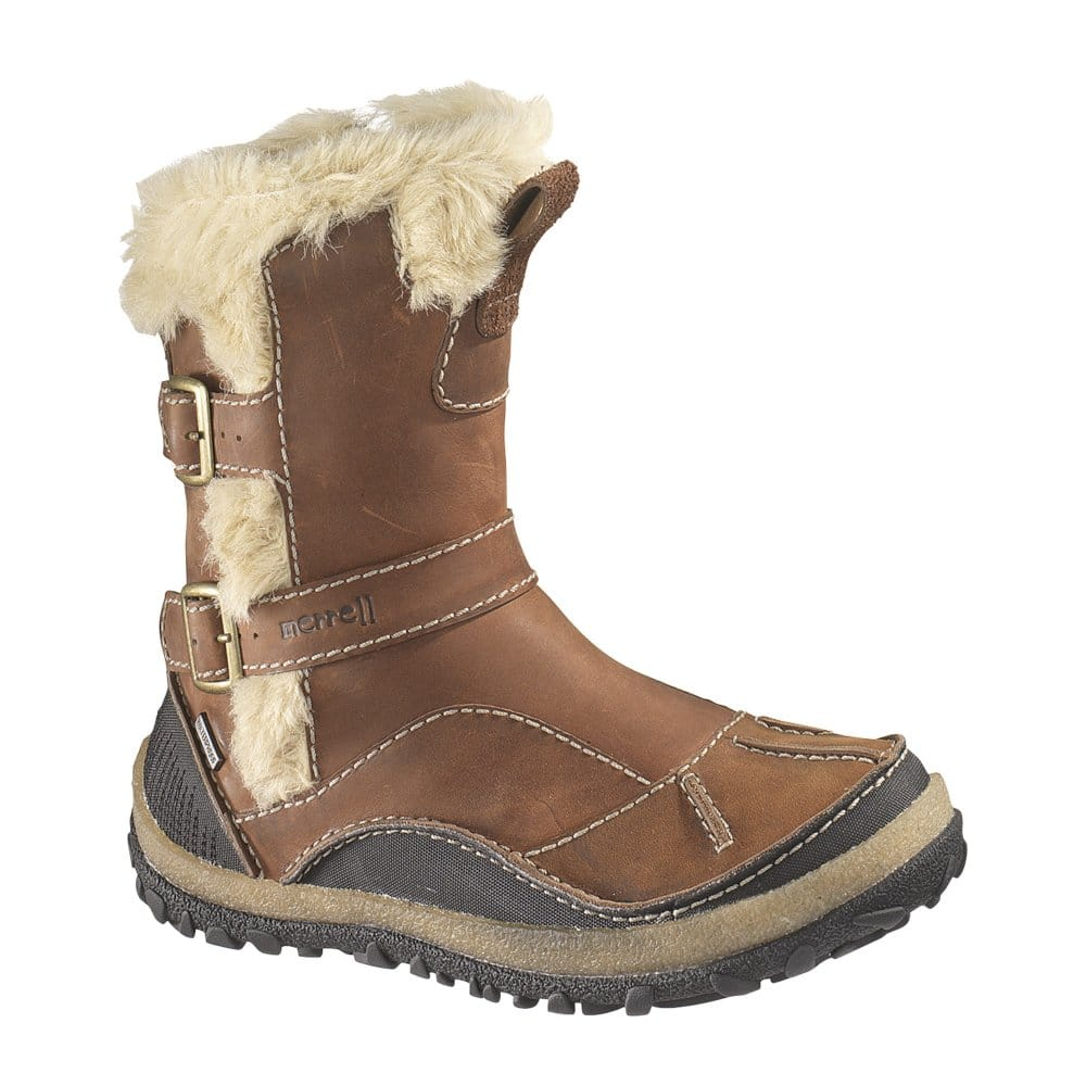 merrell taiga buckle warmlined waterproof boots merrell