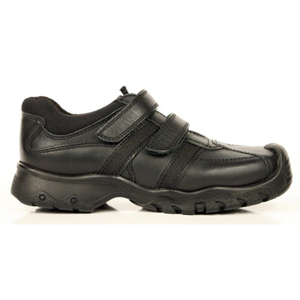 Mens Velcro Shoes Hush Puppies
