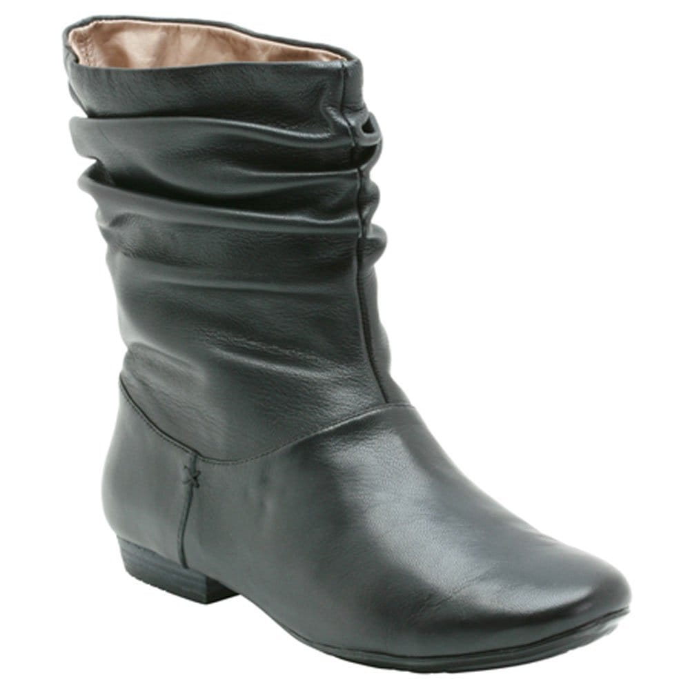 clarks newly wed black leather ankle boots clarks