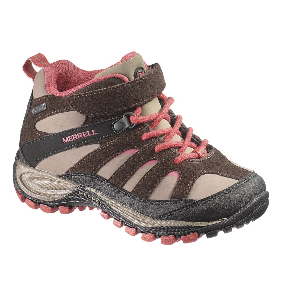 Girls Waterproof Hiking Boots