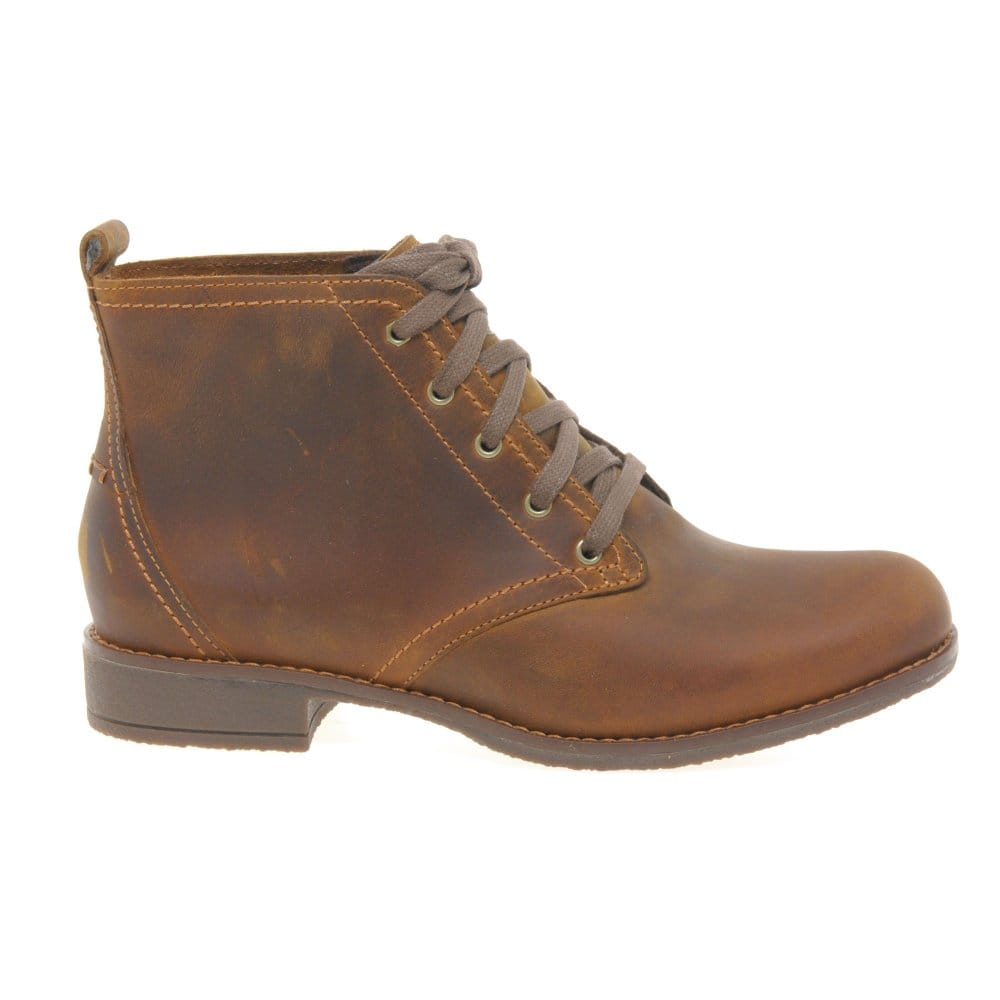 timberland earthkeeper shoreham mid brown ladies 39 desert boots timberland from charles clinkard uk. Black Bedroom Furniture Sets. Home Design Ideas