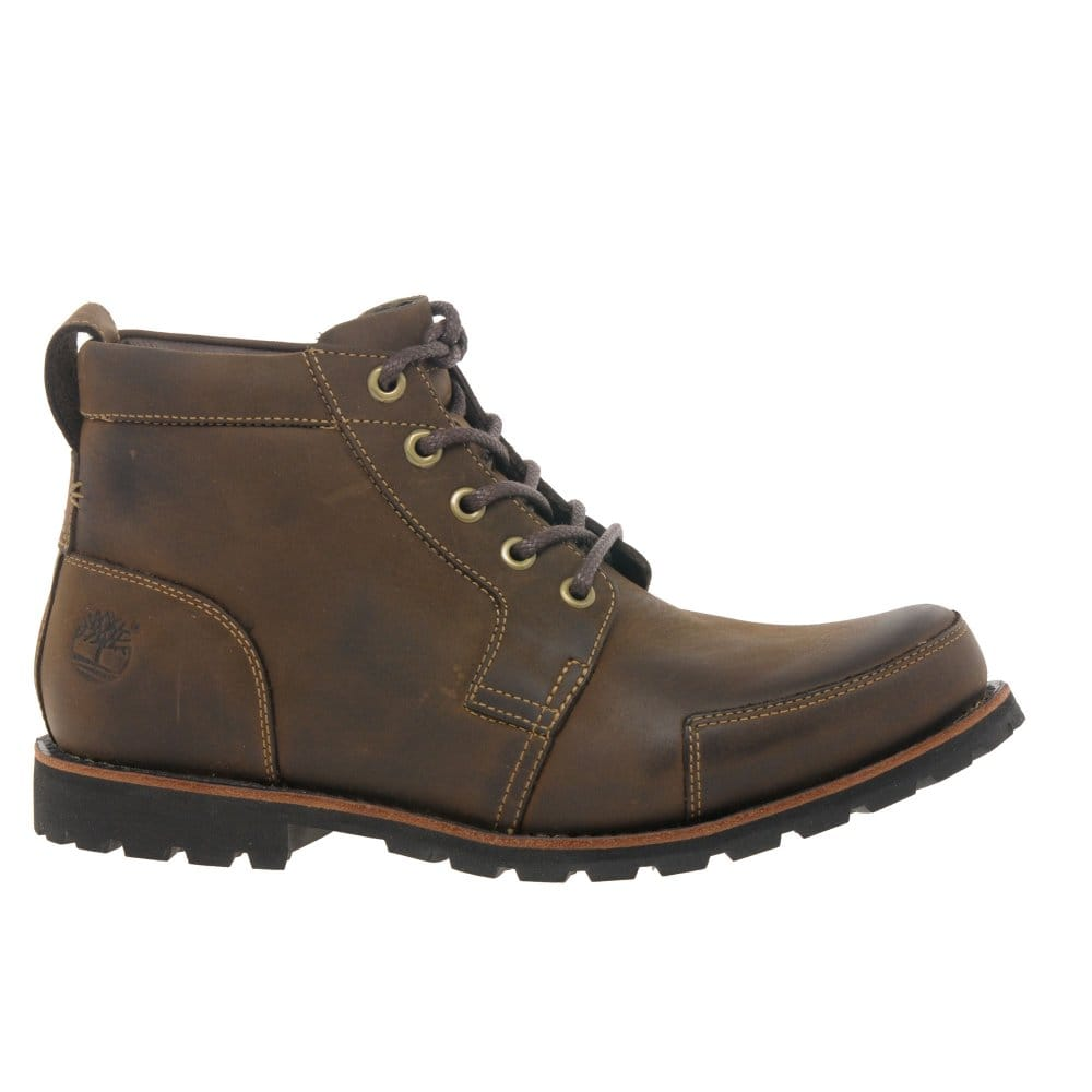 timberland earthkeeper mens brown leather chukka