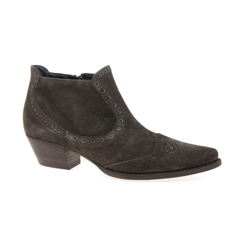 paul green punch ladies low cut chelsea boots paul green from charles clinkard uk. Black Bedroom Furniture Sets. Home Design Ideas