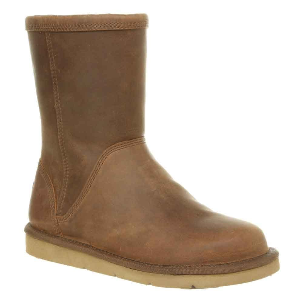 ugg australia roslynn chocolate leather ugg boots