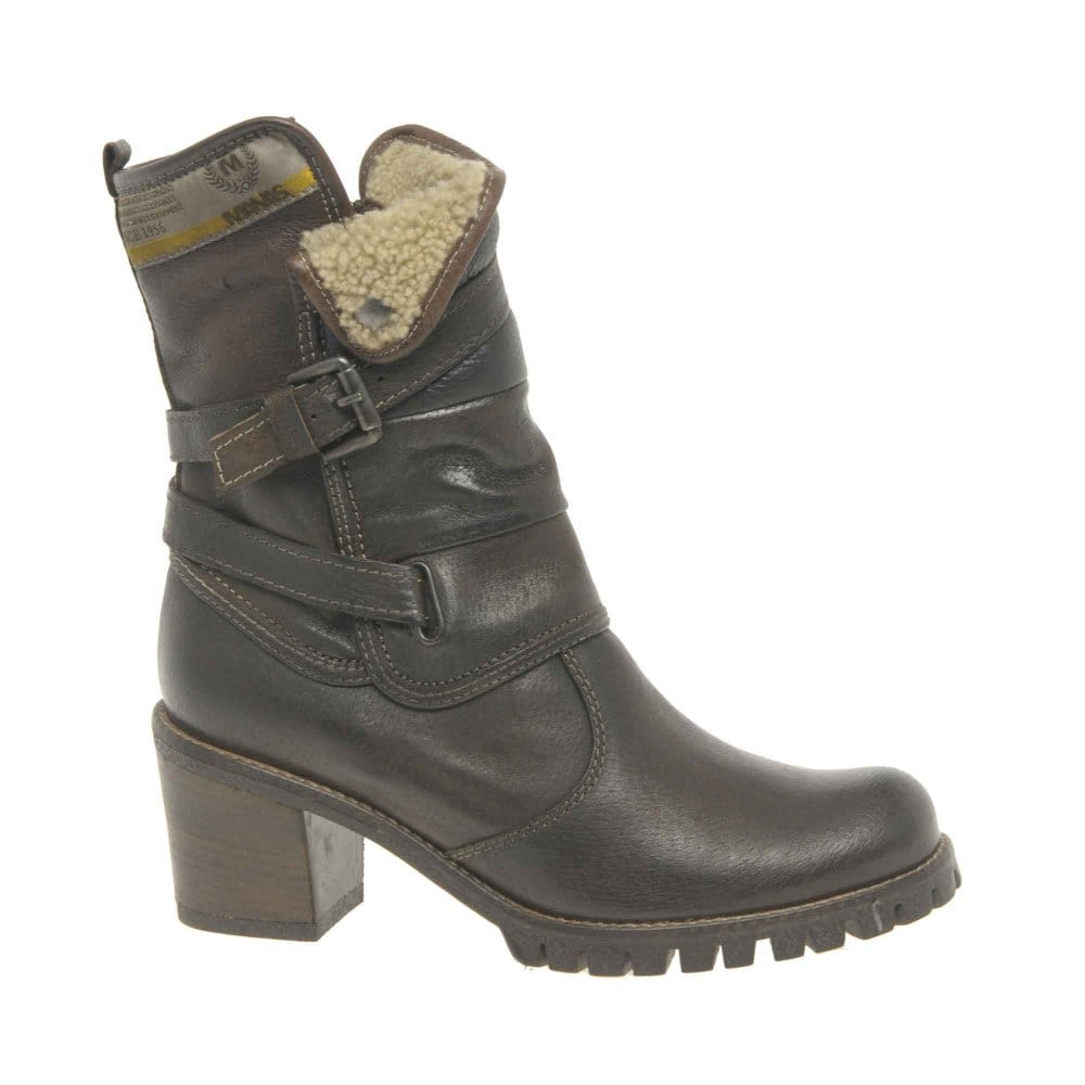 manas rockface brown leather boots manas from