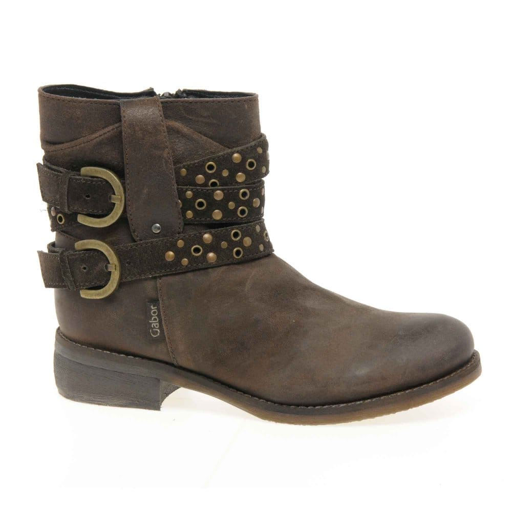 gabor western brown boots gabor from charles