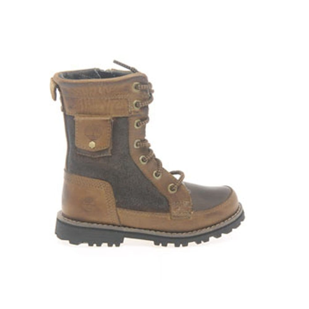 timberland 80861 craftsbury leather lace up boys boot