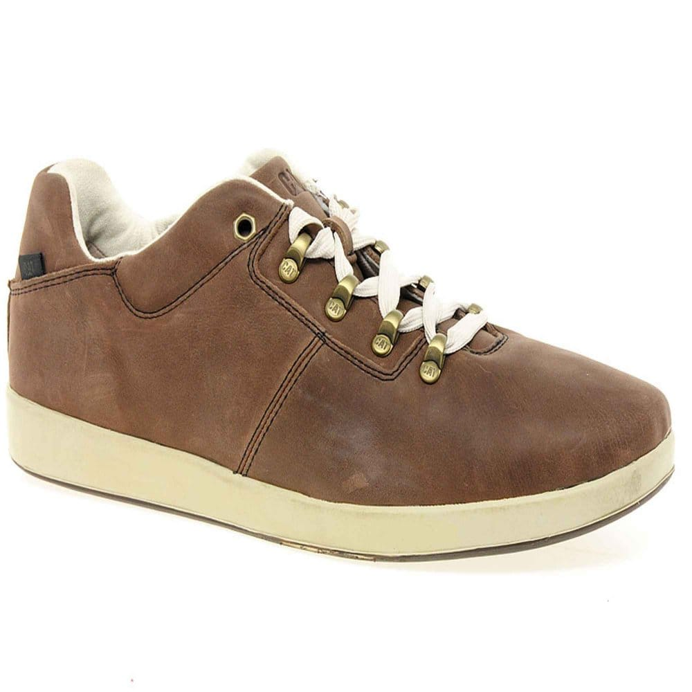 cat roarke lo brown casual mens shoes cat from charles