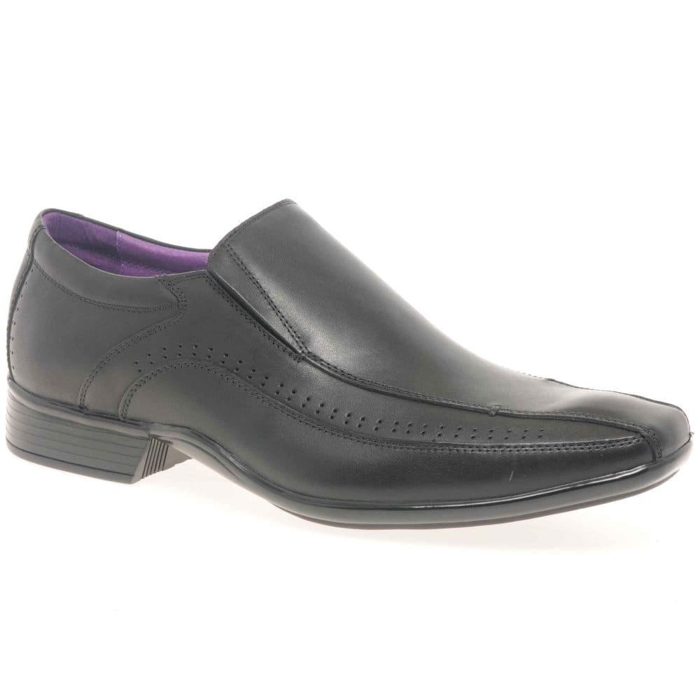 azor lewis mens slip on shoes leather formal charles