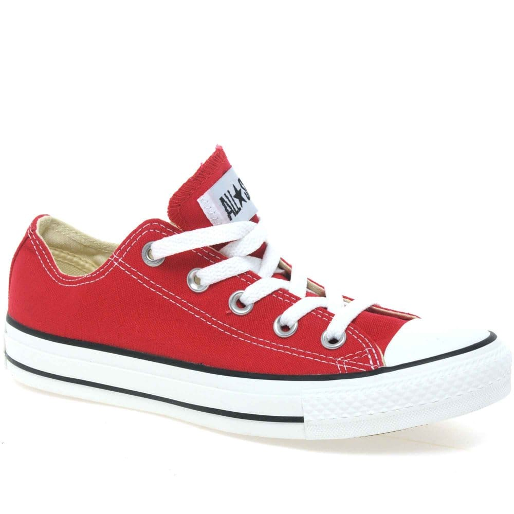 converse all oxford womens lace up canvas shoes