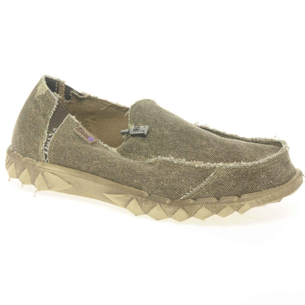 dude farty classic mens casual canvas slip on shoes dude