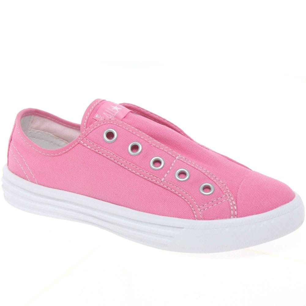 Girl's CT Stretch Ox - White- Converse-Shoes-Kids-Girls