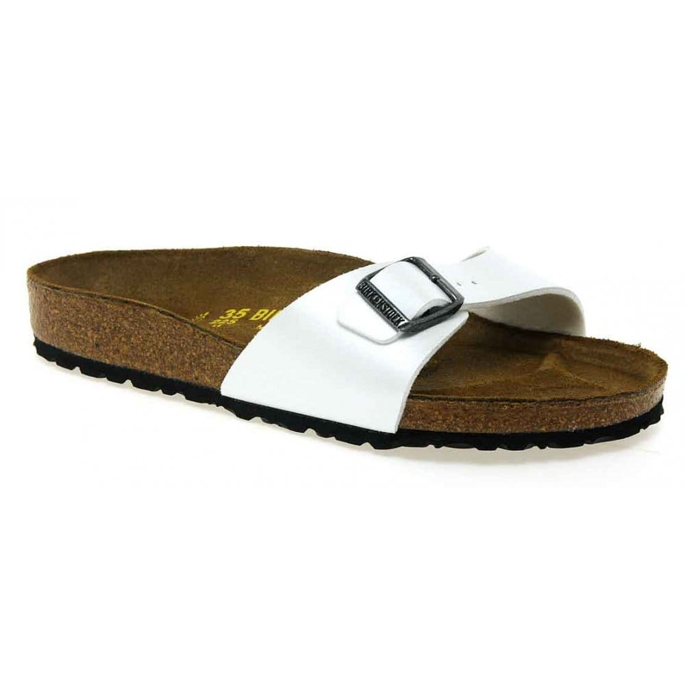 Newalk Flip Flops http://miamifittv.com/wordpress/white-birkenstock-sandals