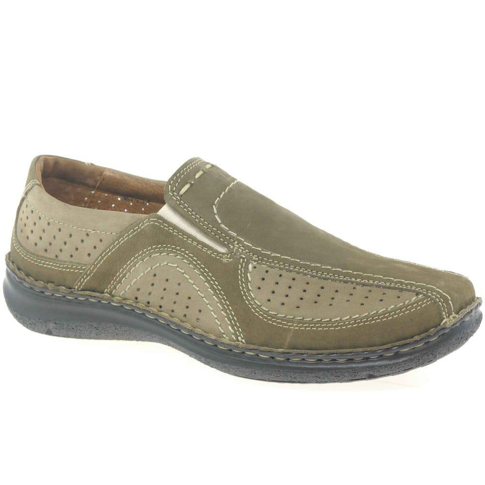 josef seibel aden mens casual slip on shoes josef seibel