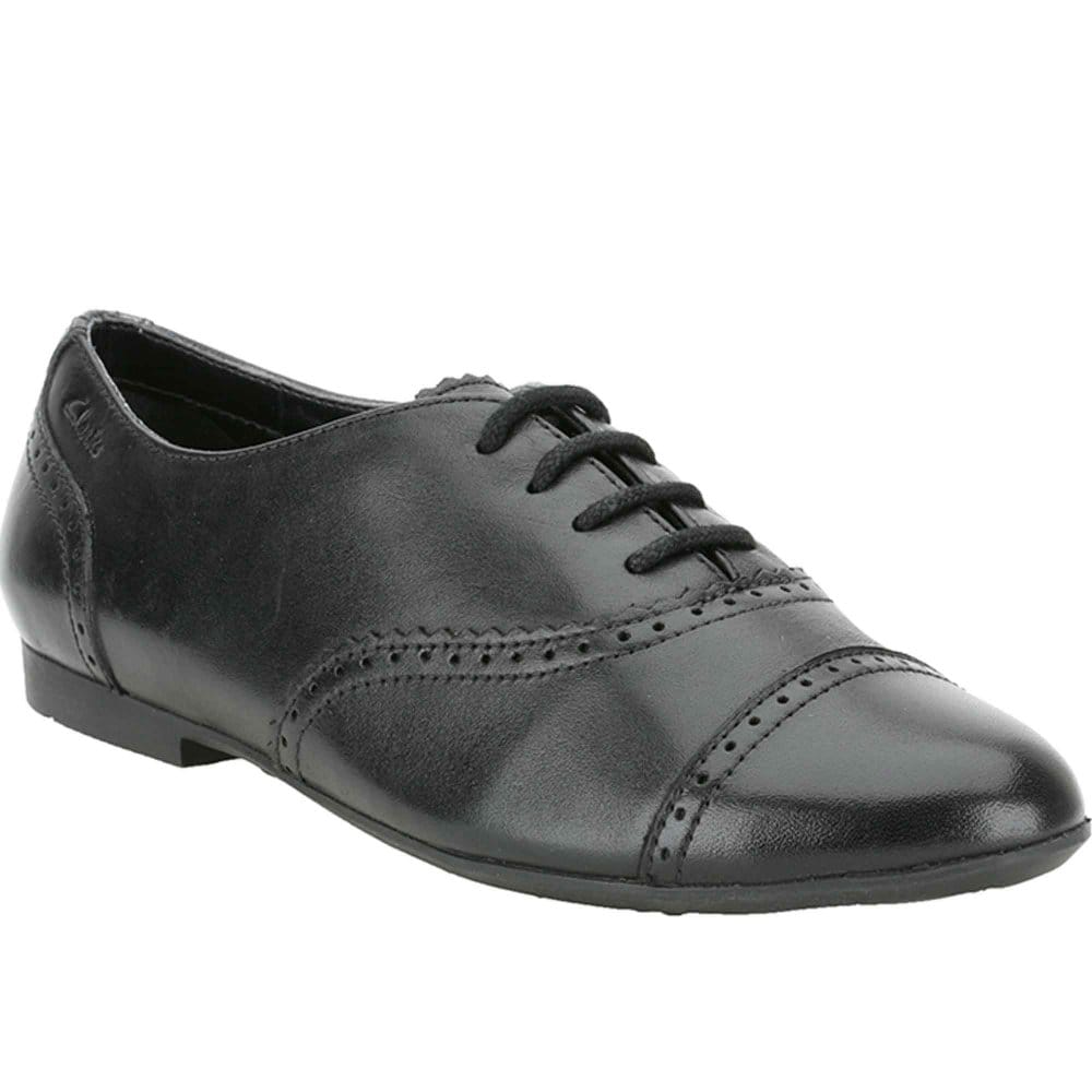 Brogue School Shoes