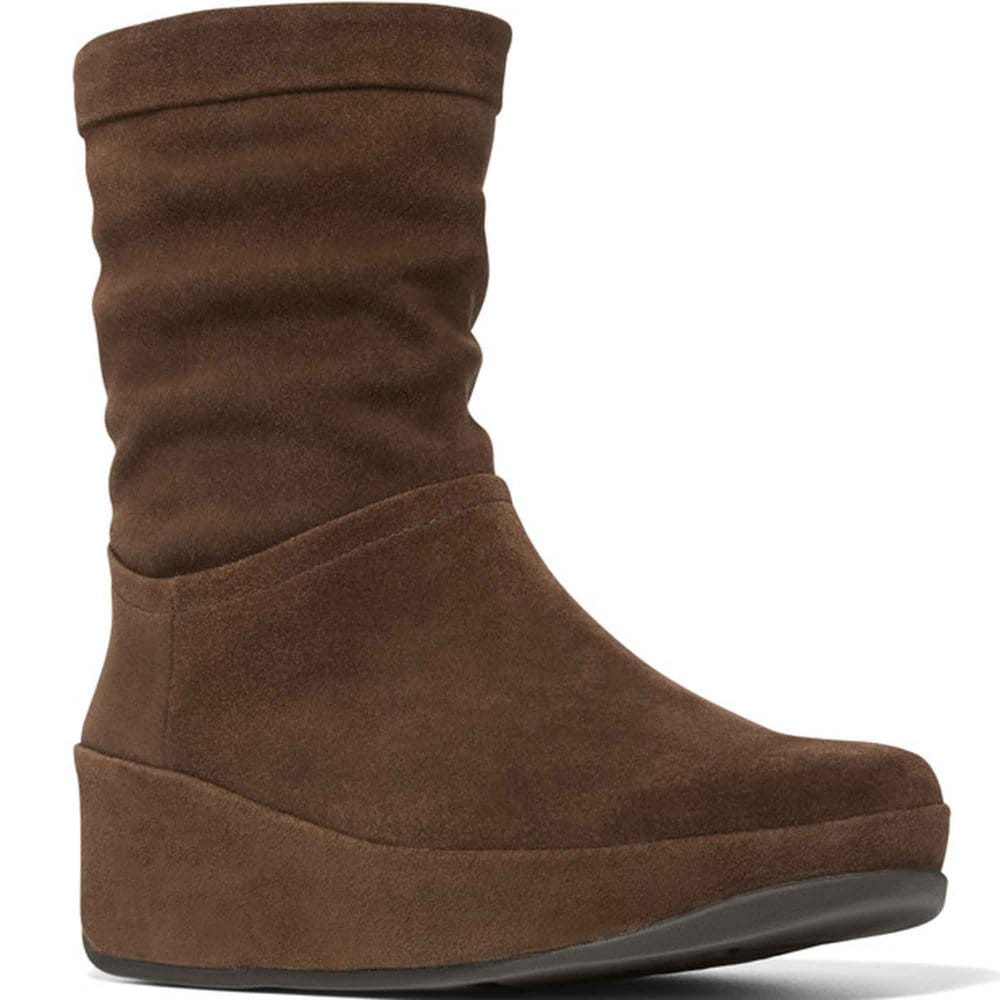 fitflop crush womens suede calf boots fitflop from