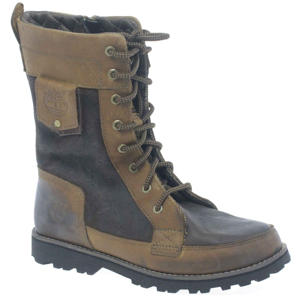 timberland craftsbury boys lace up boots timberland from
