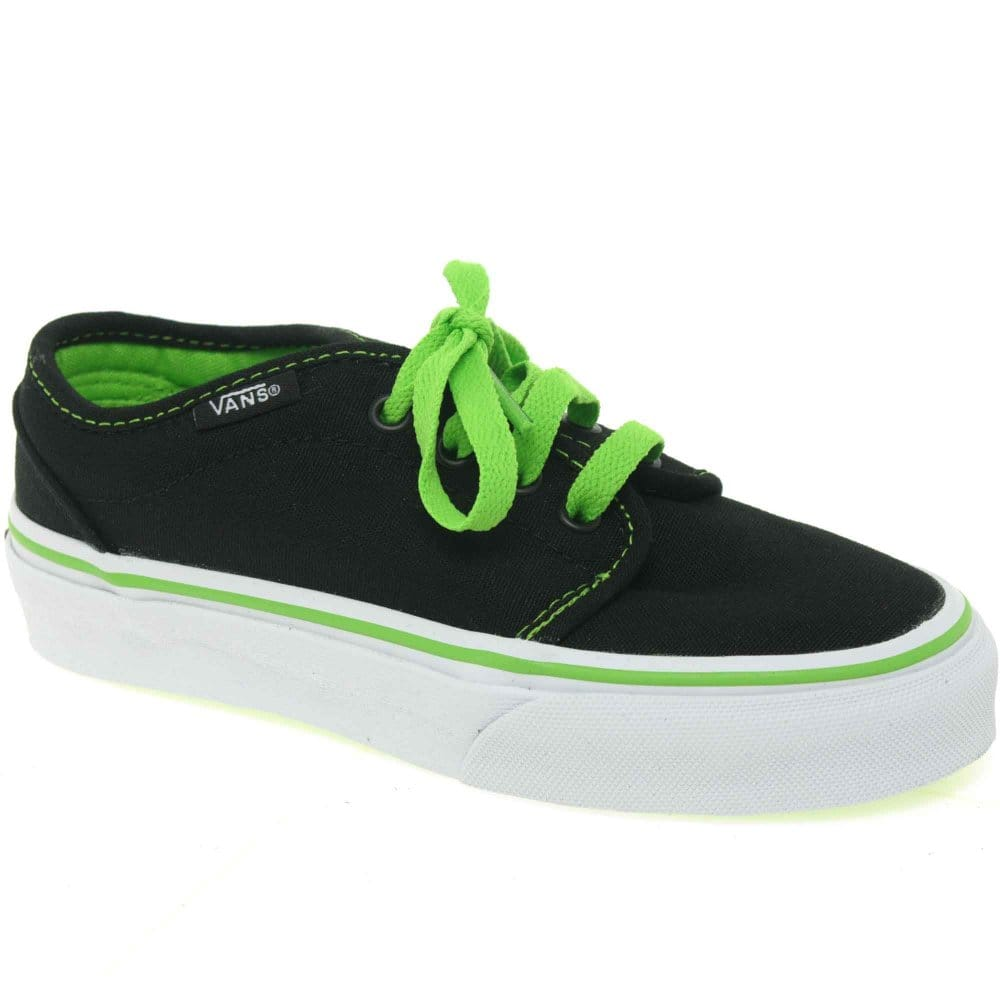 vans vulcan boys lace up canvas shoes vans from charles