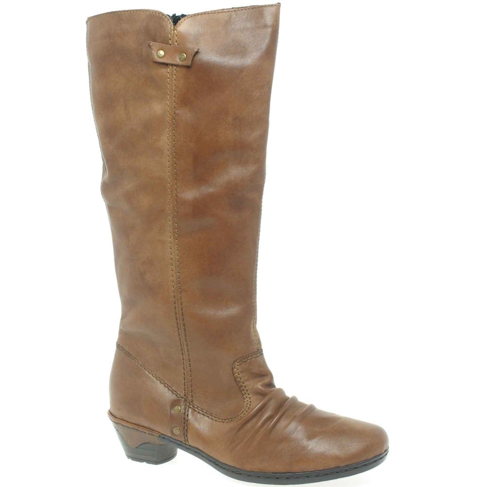 Rieker Lynn 76953 Womens Long Boots Rieker From Charles