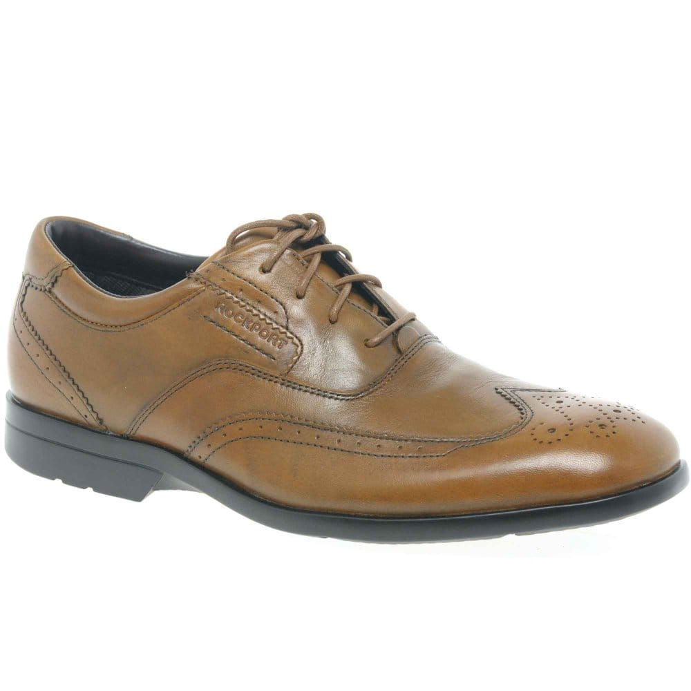 rockport wingtop mens lace up formal shoes rockport from