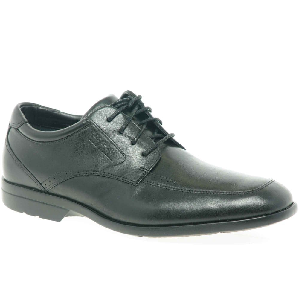 rockport moctoe mens formal lace up shoes rockport from