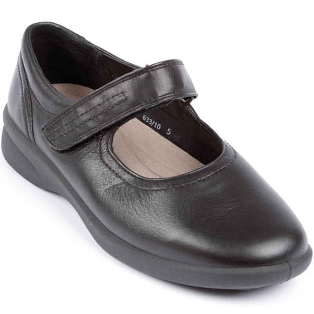 padders sprite womens velcro fastening casual shoes