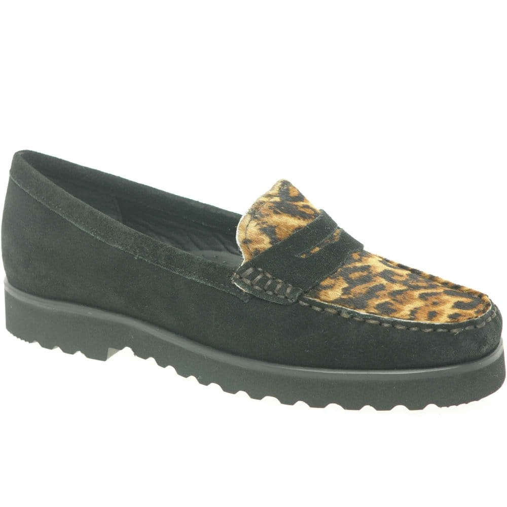 Ladies Moccasin Kickers Shoes