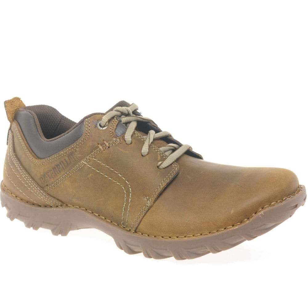 cat emerge mens lace up casual shoes cat from charles