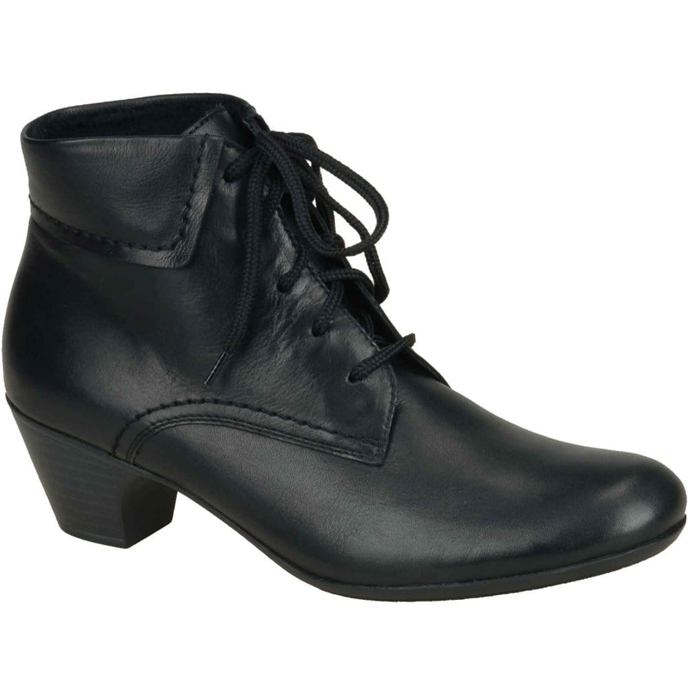 Wonderful Daniel Black Tocano Womens Ankle Boot