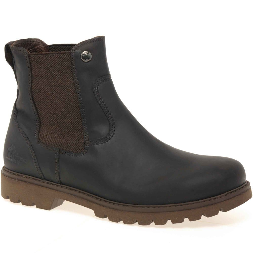 panama mens pull on casual boots panama