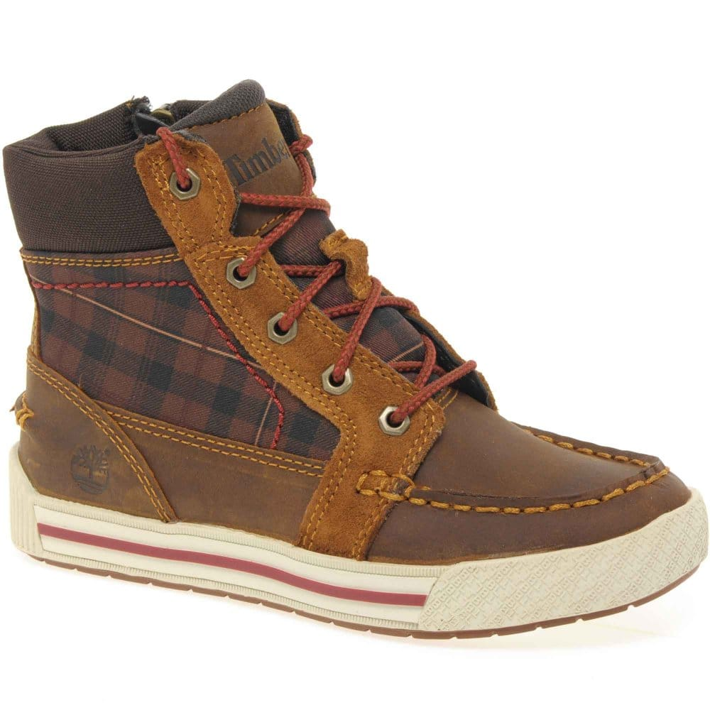 timberland pannaway boys lace up boots timberland from