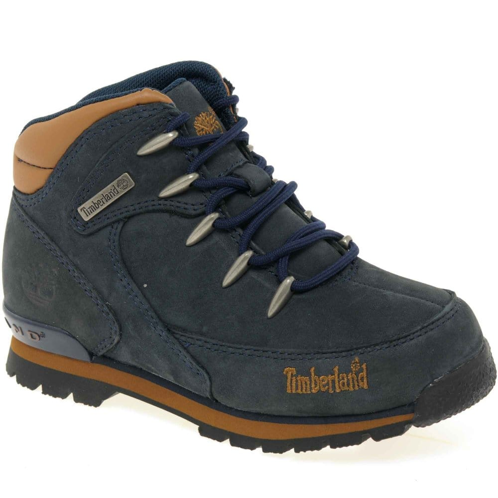 timberland rock toddler boys lace up boots