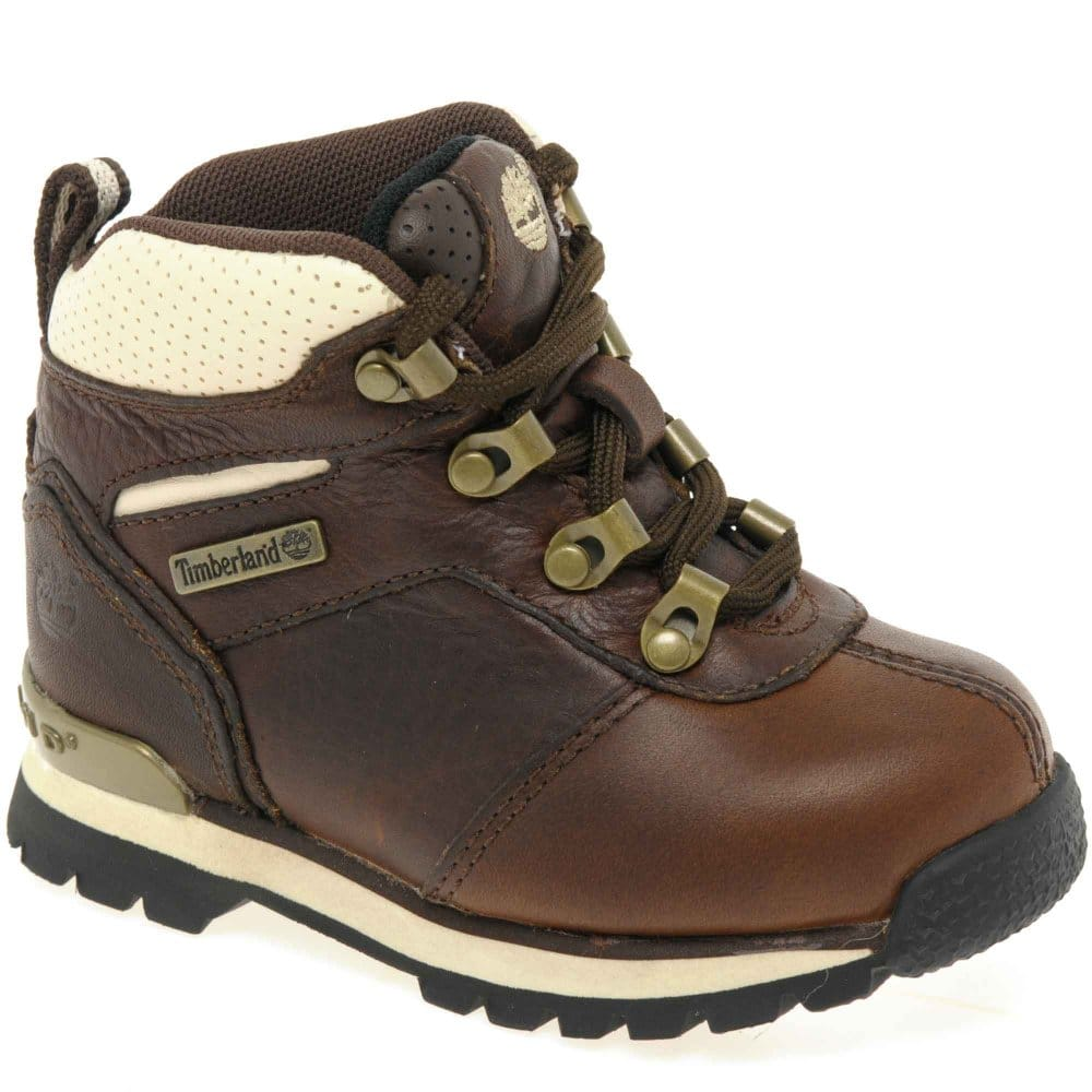 Timberland Splitrock Infant Boys Lace Up Boots: Charles ...