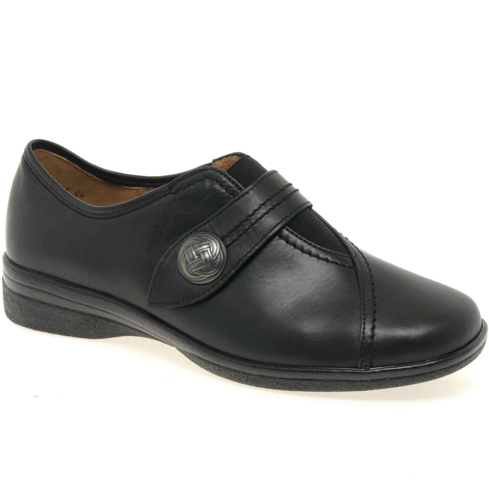 gabor marguerita shoes velcro leather charles