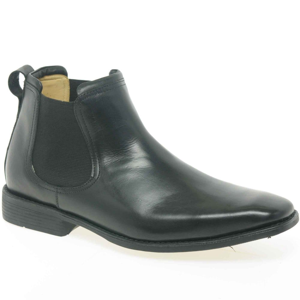 anatomic gel bauru chelsea boots mens leather charles