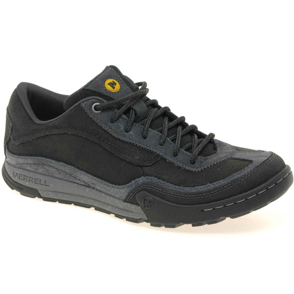 merrell mountain digs mens lace up casual shoes merrell