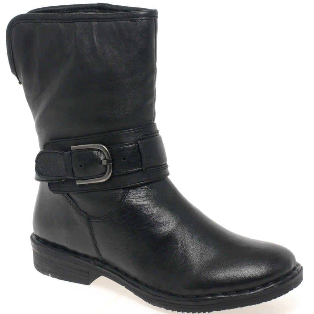 lotus matterhorn wide fit leather ankle boots lotus from