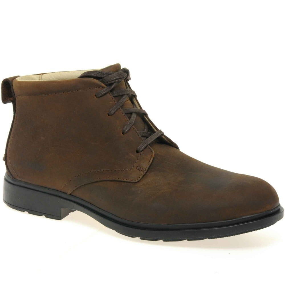 sebago marquette mens lace up boots sebago from charles