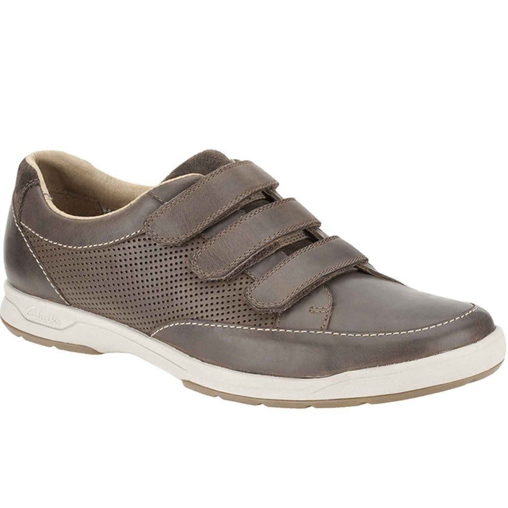 clarks stafford gate mens casual shoes charles clinkard