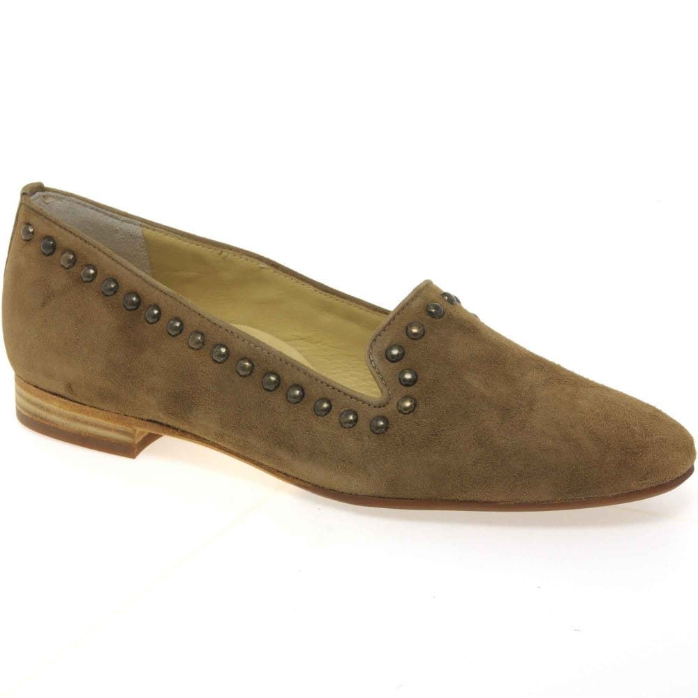 paul green alberta womens slip on casual shoes charles