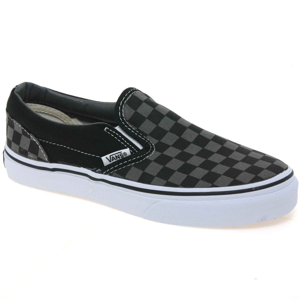 vans classic slip on boys canvas shoes vans from charles