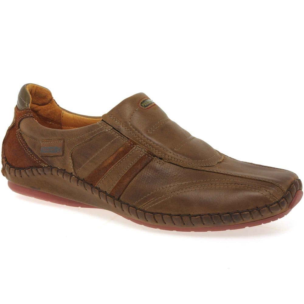 pikolinos future mens slip on casual shoes charles clinkard