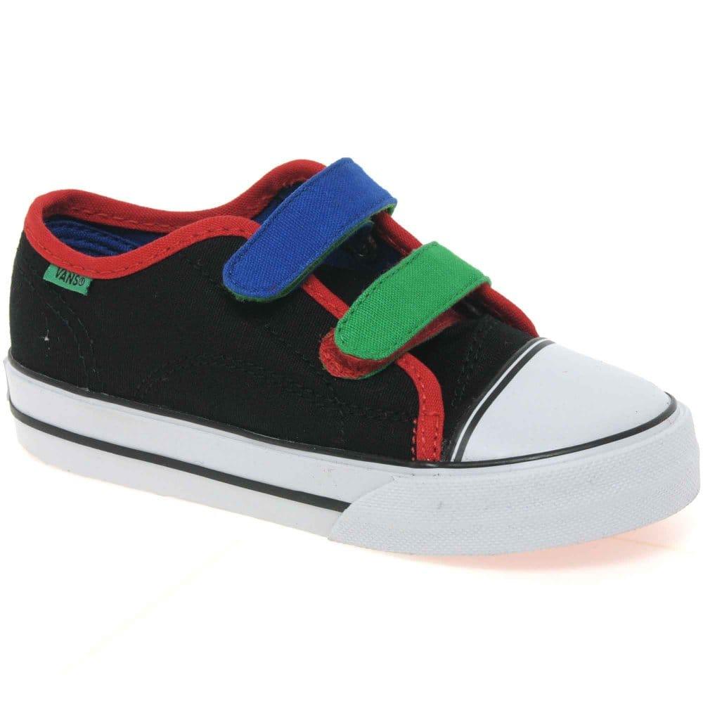 vans big school toddler boys canvas shoes vans from
