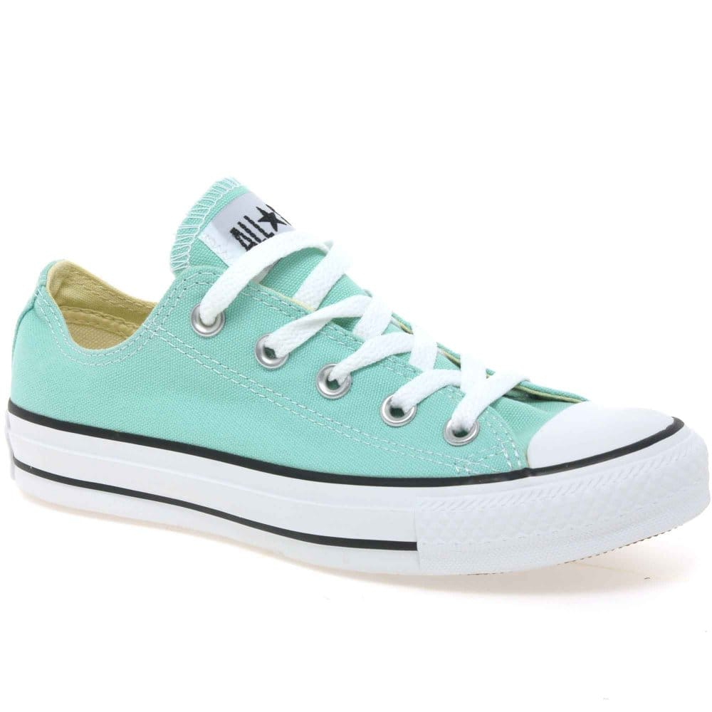 converse all oxford junior canvas shoes