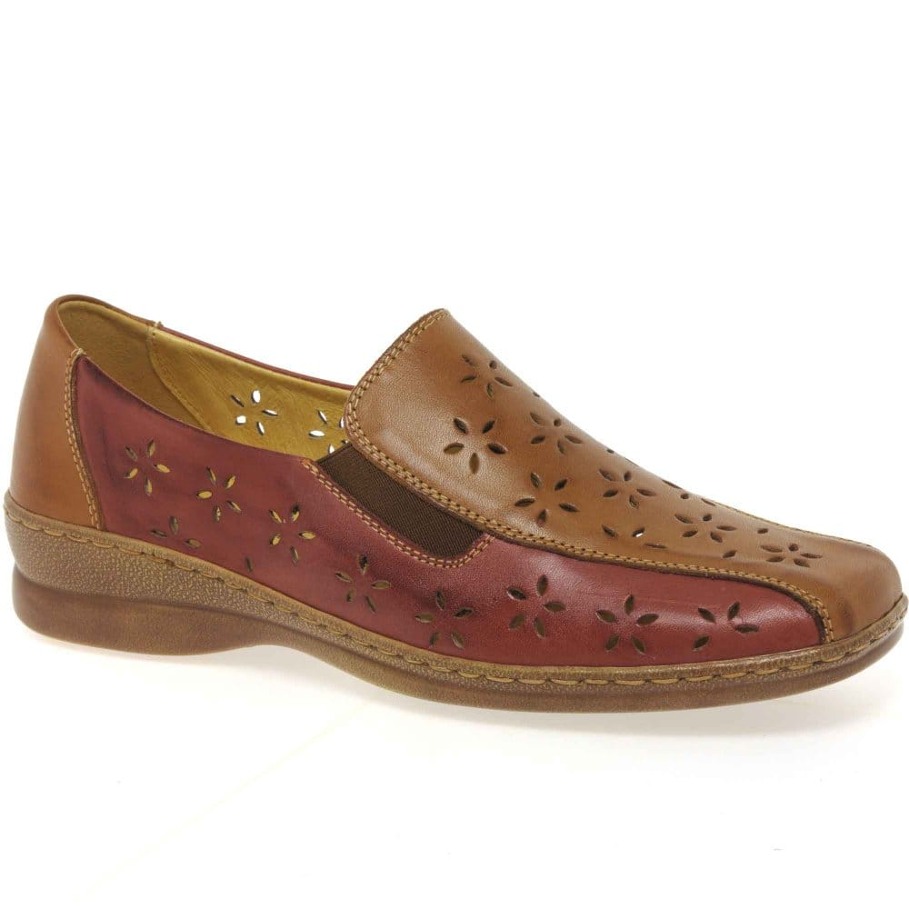 padders ravello womens casual shoes padders from charles