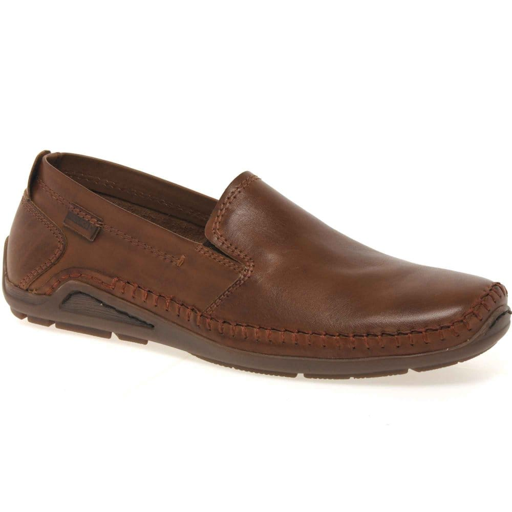 pikolinos driven slip on shoes mens casual charles clinkard