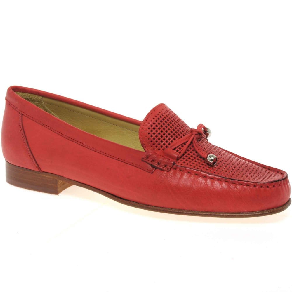Shoes : Pascucci : Pascucci Punch Womens Casual Slip On Shoes