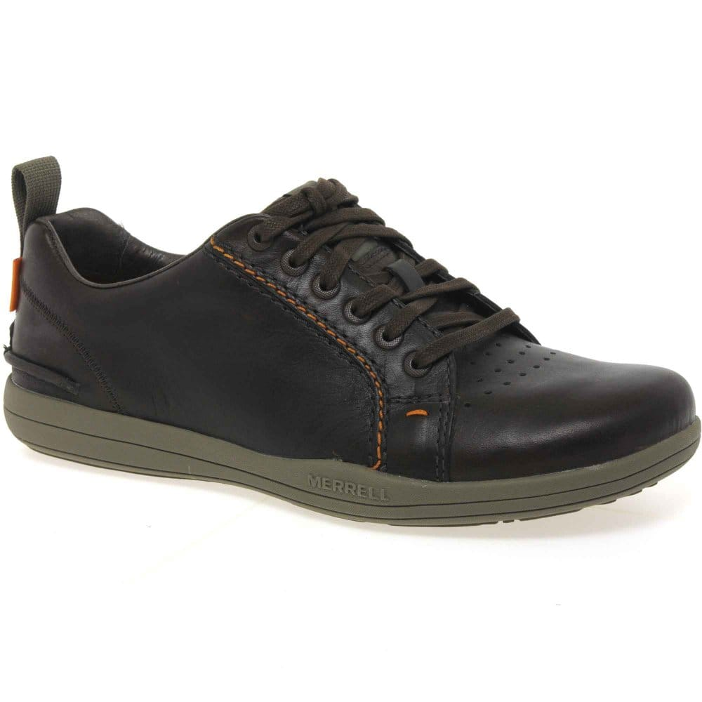 merrell ebro lace mens casual shoes merrell from charles